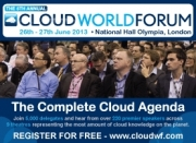 5th Annual Cloud World Forum