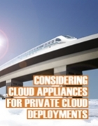 Considering Cloud Appliances for Private Cloud Deployments