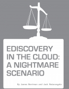 eDiscovery in the Cloud: A Nightmare Scenario