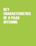 Key Characteristics of PaaS